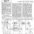 Roberts RT8 Service Schematics. Mauritron#549