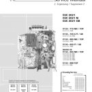 Grundig CUC-2021 Chassis Service Manual. Mauritron #710