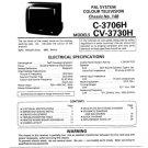 Sharp C3706H Service Manual. Mauritron #799