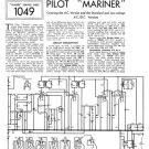 Pilot Mariner Service Schematics. Mauritron #886