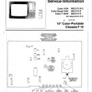 Ferguson 3510 Service Manual. Mauritron #915
