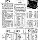 Marconi P17B Service Schematics. Mauritron #1057