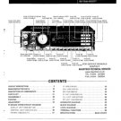 Kenwood RZ1 Service Manual. Mauritron #1245