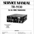Trio TR9130 Service Manual. Mauritron #1343