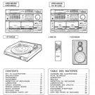 Hitachi HRDMD38 Service Manual. Mauritron #1641