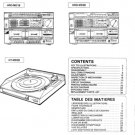 Hitachi MD18 Service Manual. Mauritron #1650
