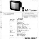 Sony KVDX271TU Service Manual. Mauritron #1660