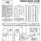 Ferguson FRESHMAN Service Information. Mauritron #1759