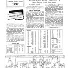Ferguson GEMINI 6 Service Information. Mauritron #1760