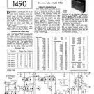 Ultra TR70 Vintage Service Schematics. Mauritron #1805