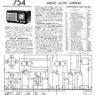 Ultra U405 Vintage Service Schematics. Mauritron #1812