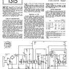Ultra U940B Vintage Service Schematics. Mauritron #1819