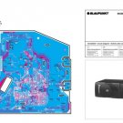 Blaupunkt CDC A 08 C Service Manual Mauritron #2218