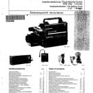 Blaupunkt CR1200 Service Manual Mauritron #2219