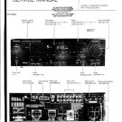Kenwood KRV7050 Service Manual Mauritron #2528