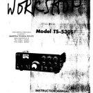 Kenwood TS530S Instructions Mauritron #2540