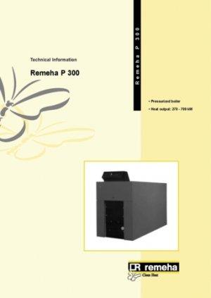 Broag Remeha P300 No 16 Manual Mauritron #2721