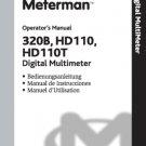 Wavetek HD110T Operating Guide Mauritron #2787