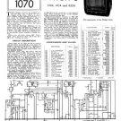 Philips 622A Service Schematics. Mauritron #3225