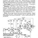 Philips AG9149 Service Schematics. Mauritron #3246