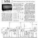 Philips B3G99U Service Schematics. Mauritron #3249