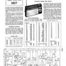 Philips NEW YORKER Service Schematics. Mauritron #3282