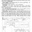 Philips NL3X92T Service Schematics. Mauritron #3286