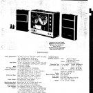 Sony TC530 Service Manual. Mauritron #3354