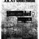 Akai AMU2F Service Manual. Mauritron #3496
