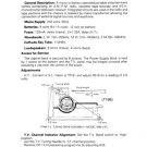 JVC 3080 Service Manual. Mauritron #3580