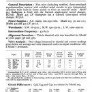 Ferranti 425 Service Schematics. Mauritron #3750