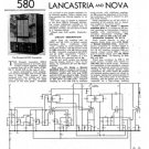Ferranti NOVA 35U Service Schematics. Mauritron #3813