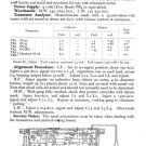 Ferranti PT1030 Service Schematics. Mauritron #3817