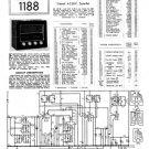 Bush DAC41 Vintage Service Circuit Schematics
