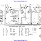 Bush SUG91 Vintage Service Circuit Schematics