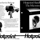 Hotpoint 9550 Washer Operating Guide