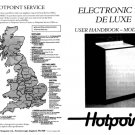 Hotpoint 9600 Washer Operating Guide