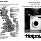 Hotpoint Micro Profile 1400 Deluxe 9564 Washer Operating Guide