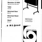 BangOlufsen Beovision LS6000 Service Manual