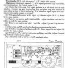 Halycon Corvette Service Manual