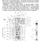 Hacker Autocrat RP33 (RP-33) Radio Service Sheets Set including Schematics Circuits