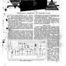 Osram 1931 Version New Music Magnet 4 Schematics Circuits Service Data