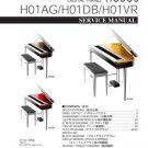 Yamaha H01VR (H-01VR) Modus Digital Piano Service Manual