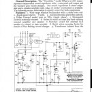 Hacker Gondolier GP42 Service Manual Schematics