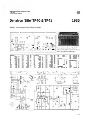 dynatron elite tp41  tp