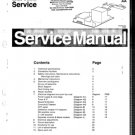 Philips L6.2 AA Chassis Television Service Manual