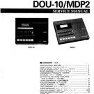 Yamaha MDP2 (MDP-2) Midi Disk Player Service Manual