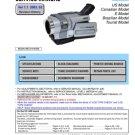 Sony DCRTRV250 (DCR-TRV250) (DCRTRV-250) Camcorder Service Manual