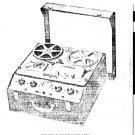 Ferrograph 5SH Tape Recorder Service Manual