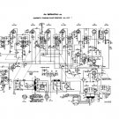 Hallicrafters S21 (S-21) Skyrider Circuit Schematics Diagram Set Receiver